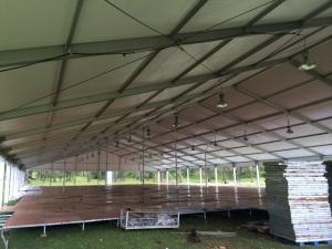 FSY Tent