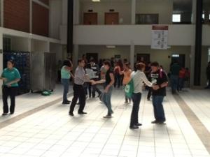 Anahuac Dance Practice-Monterrey