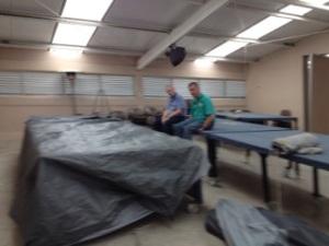 Refolding tents