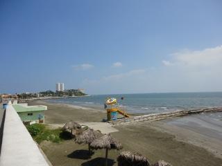 Beach at Veracruz