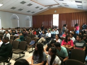 Training meeting in Guadalajara
