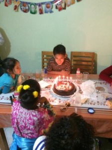 Lehi's Birthday Party