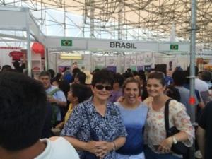 Booths at Cultural Fair