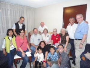 Flor's Birthday party